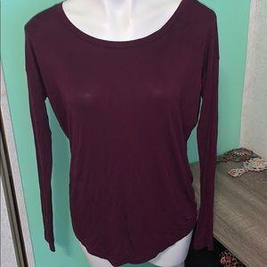 PINK victoria's secret soft long sleeve top